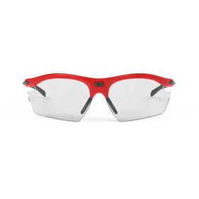 Rudy Project Rydon Glasses fire red gloss - impactx photochromic 2 black